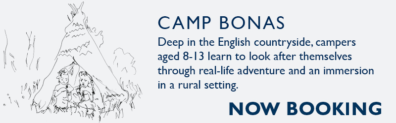 Camp Bonas - Now booking