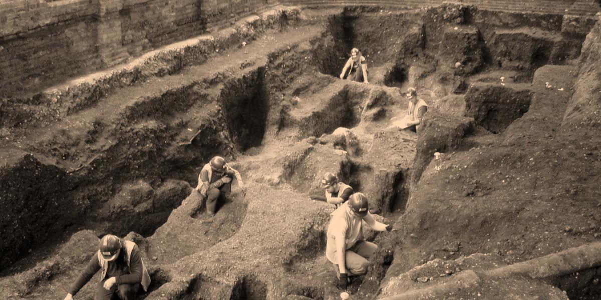 Cambridge: Archaeology