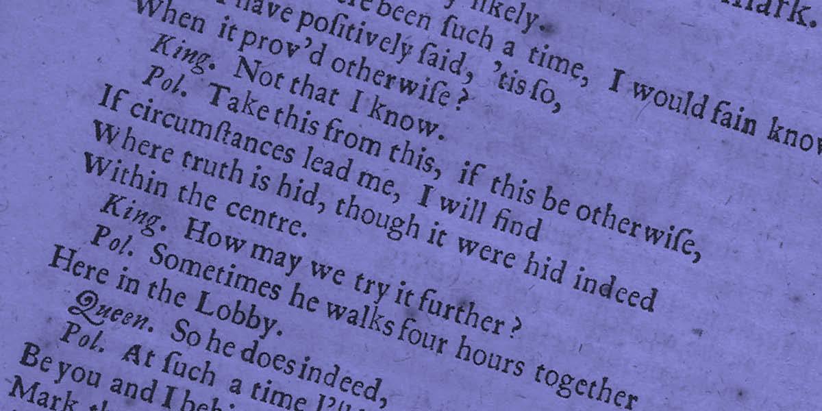 Cambridge: English Literature Admissions Test